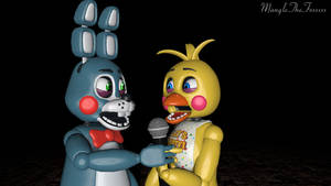 Toy Bonnie and Toy Chica Singing Together (SFM)