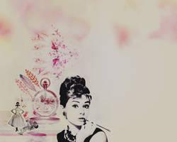 Audrey Hepburn Wallpaper by BeatlesAndStones