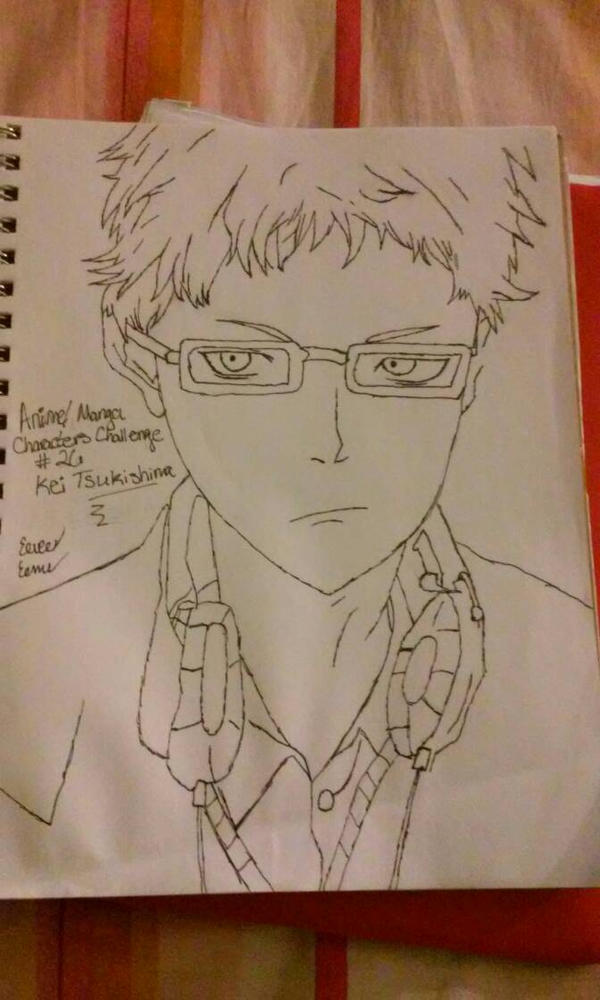 Anime/Manga Characters Challenge #26  by Sasukebunny10955