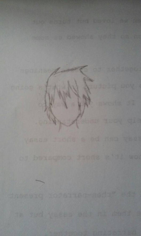 Possibly New Anime/Manga OC by Sasukebunny10955