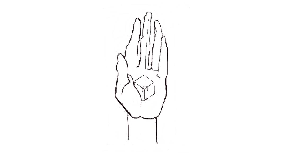 Porter Robinson Hand WIP by Sasukebunny10955