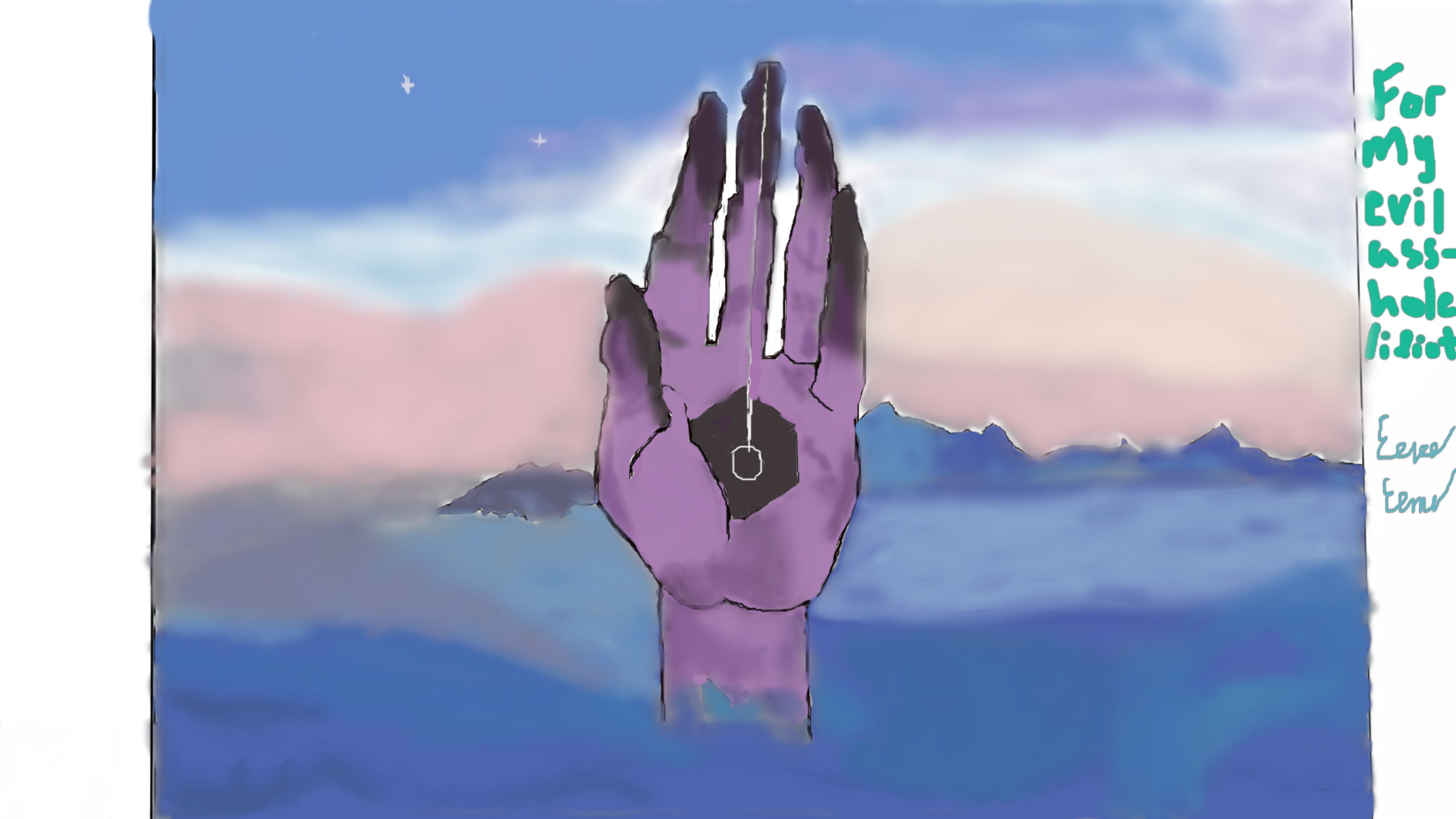 Porter Robinson Hand By Sasukebunny10955