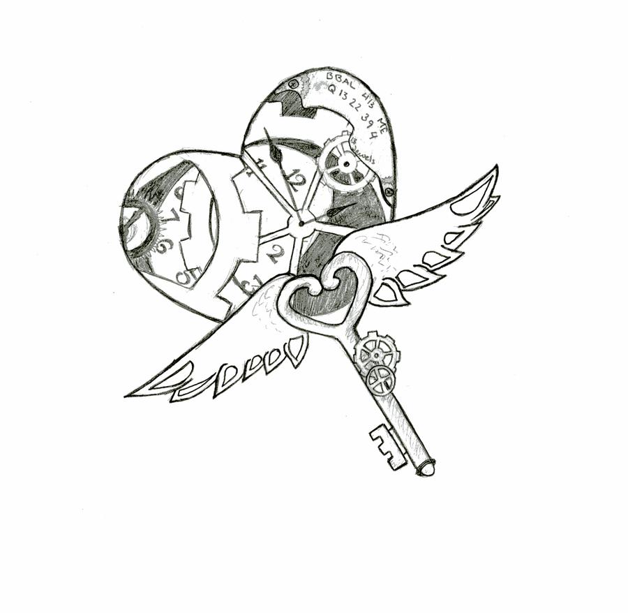 Steampunk Valentine By Bloodredjustice38 On DeviantArt