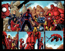 Avenging Spiderman [08-09]