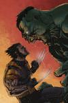 Wolv v Hulk