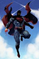 Jim Lee's Superman by Hitotsumami