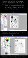 Hito's Sai Coloring Tutorial Part 1