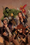 Avengers Assemble [25] by Hitotsumami