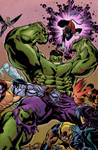 World War Hulk v X-Men