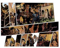 X-Men [7] by Hitotsumami