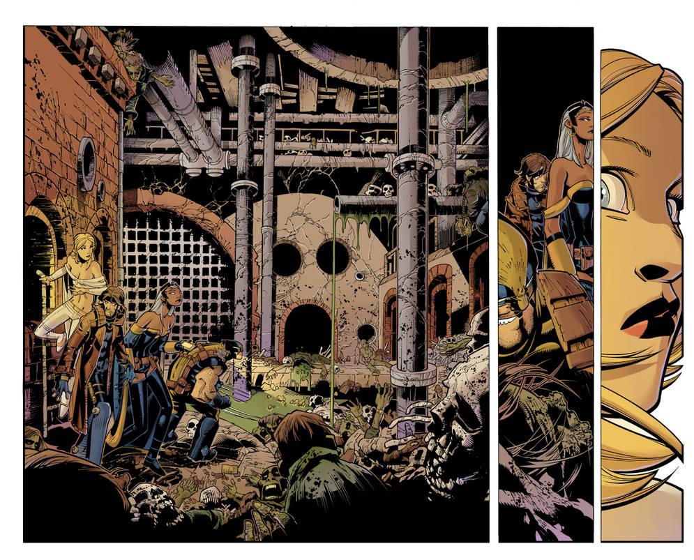X-men [7-2] by Hitotsumami