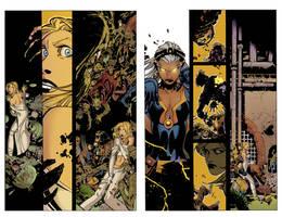 X-men [7-3,4] by Hitotsumami