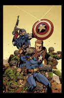 Captain America - Super Soldier [1] by Hitotsumami
