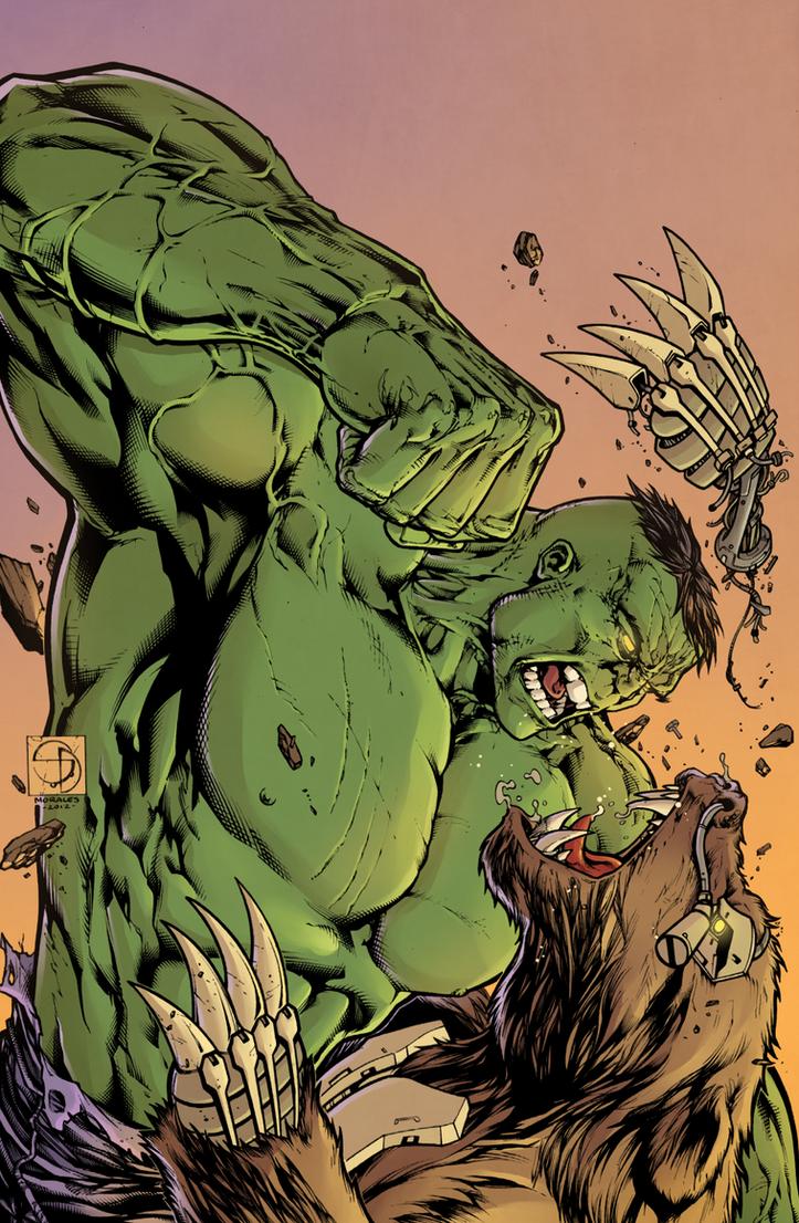 Incredible Hulk [10] by Hitotsumami