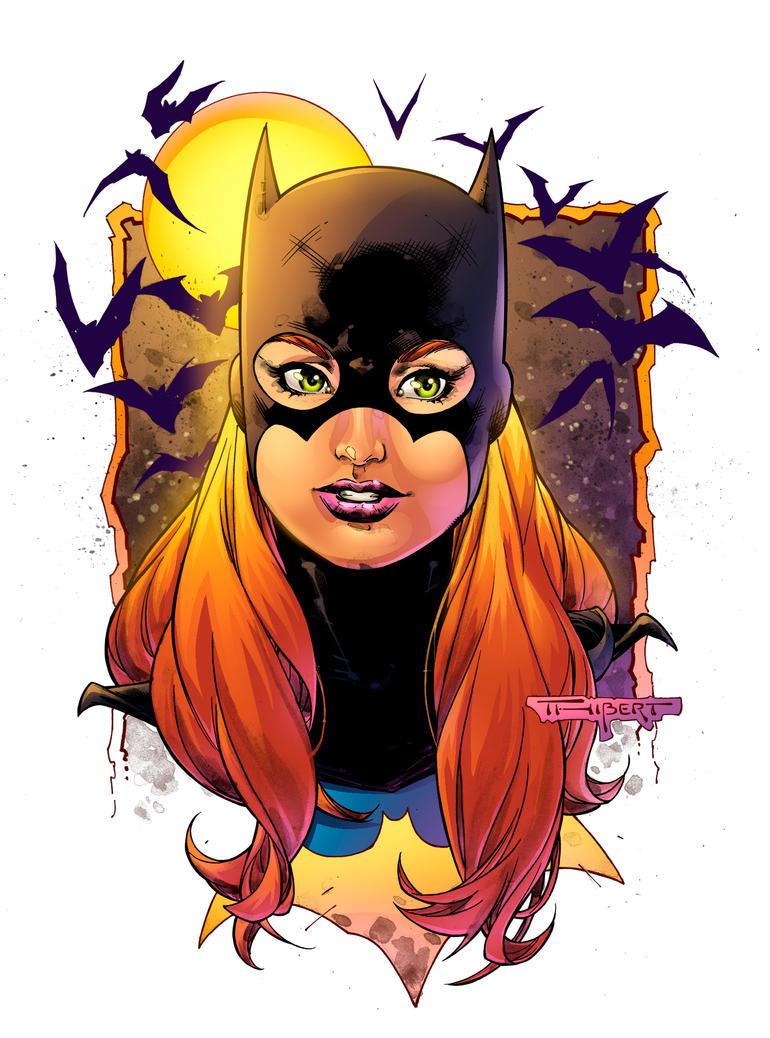 Batgirl by Hitotsumami