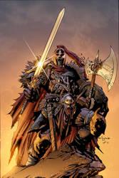 Viking Warrior by Hitotsumami