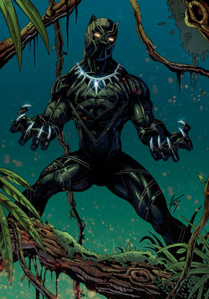 Power Comparison: Black Panther VS Batman by threstic2020 on DeviantArt