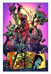 Deadpool by Hitotsumami