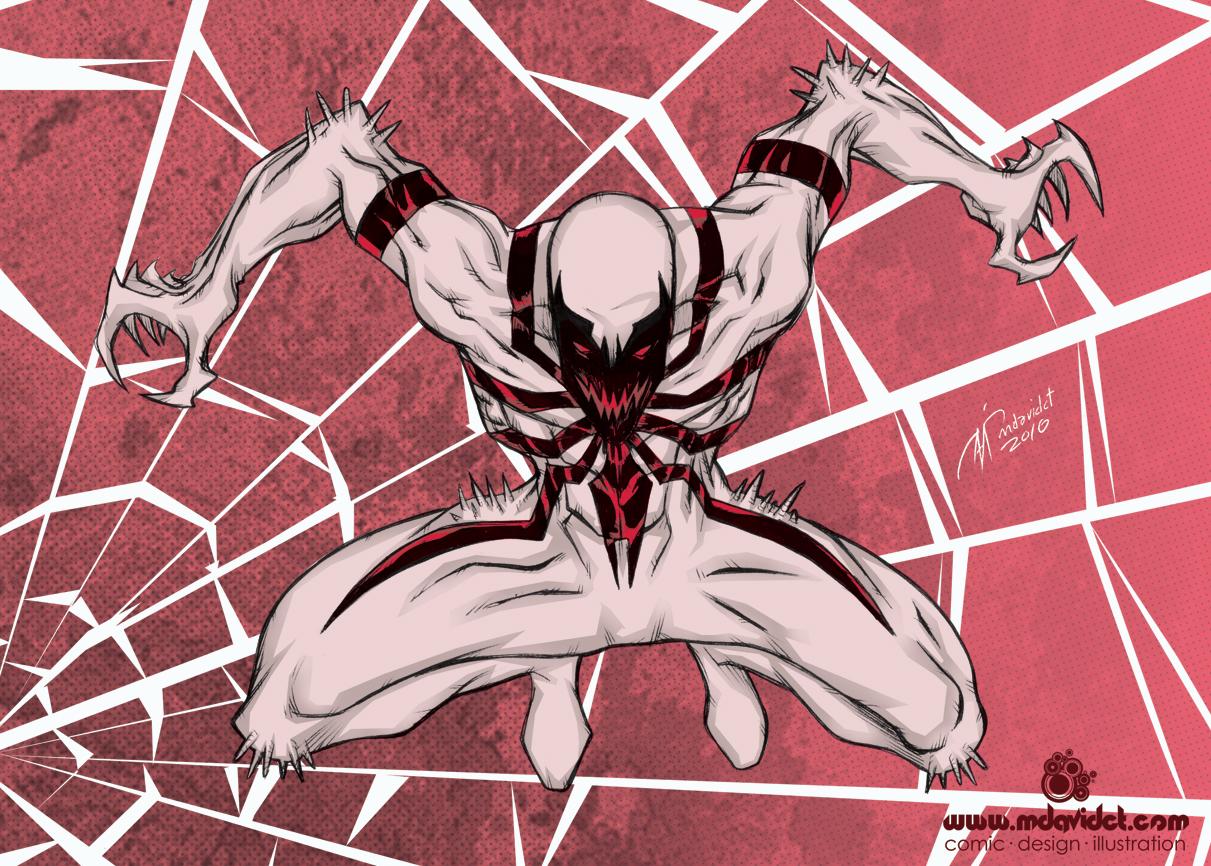 Anti Venom by dttb6296 on DeviantArt