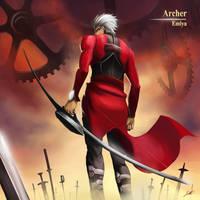 Servant Archer by kdashrlz