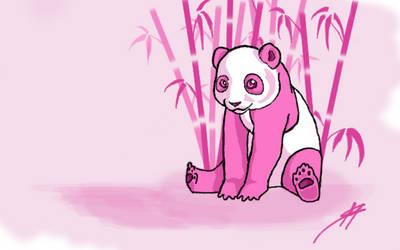 Rose Panda
