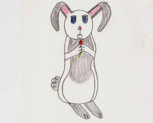 Bunny 2 by FallenNekoChild