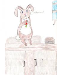 Bunny Adopt? by FallenNekoChild