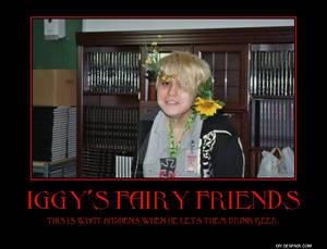 Iggys fairy friends