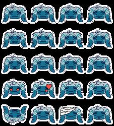 Huckle's Discord Emojis [Mine] by SIothz