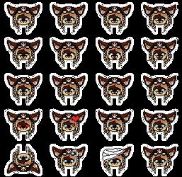 [Mine] Wren's Emojis