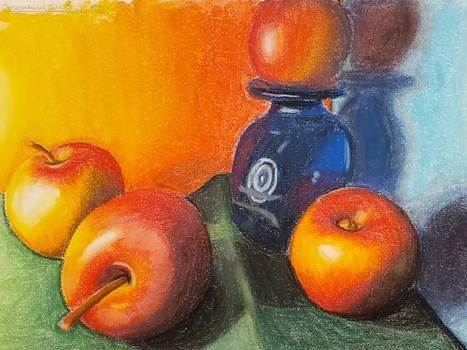 Pastel Apples