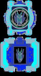 Kamen Rider Shogiken Miridewatch by tlynch34