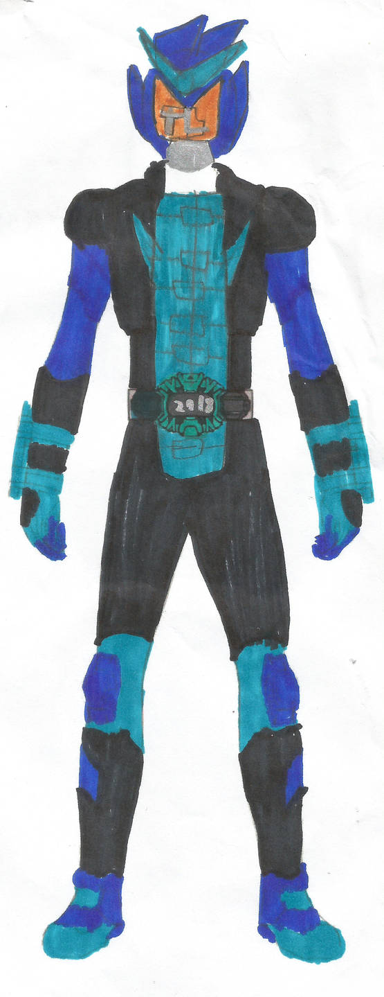 kamen rider TL guardian by tlynch34