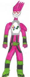 Kamen Rider Ex-aid Fanart by tlynch34
