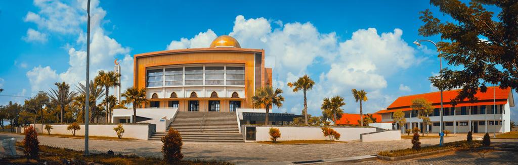 Masjid 3 by Zucko007