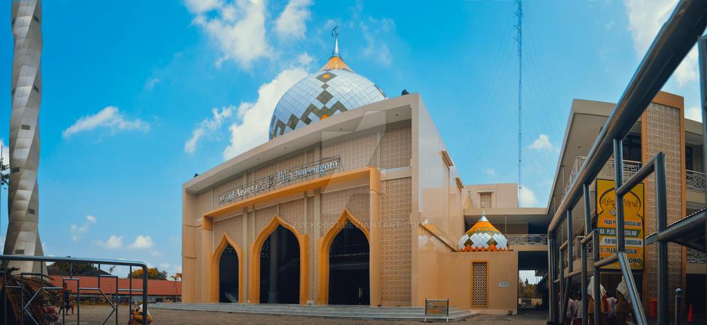 Masjid 1 by Zucko007