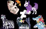 Variety Combo Pack by MonsterMeds