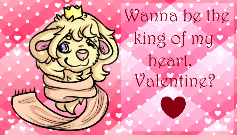 King of hearts by MonsterMeds