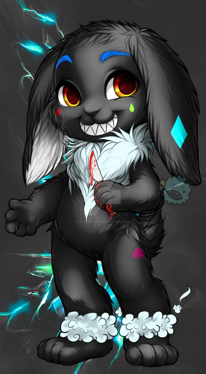 Furvilla Avrix by MonsterMeds