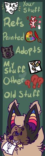 Folder icons for meee by MonsterMeds