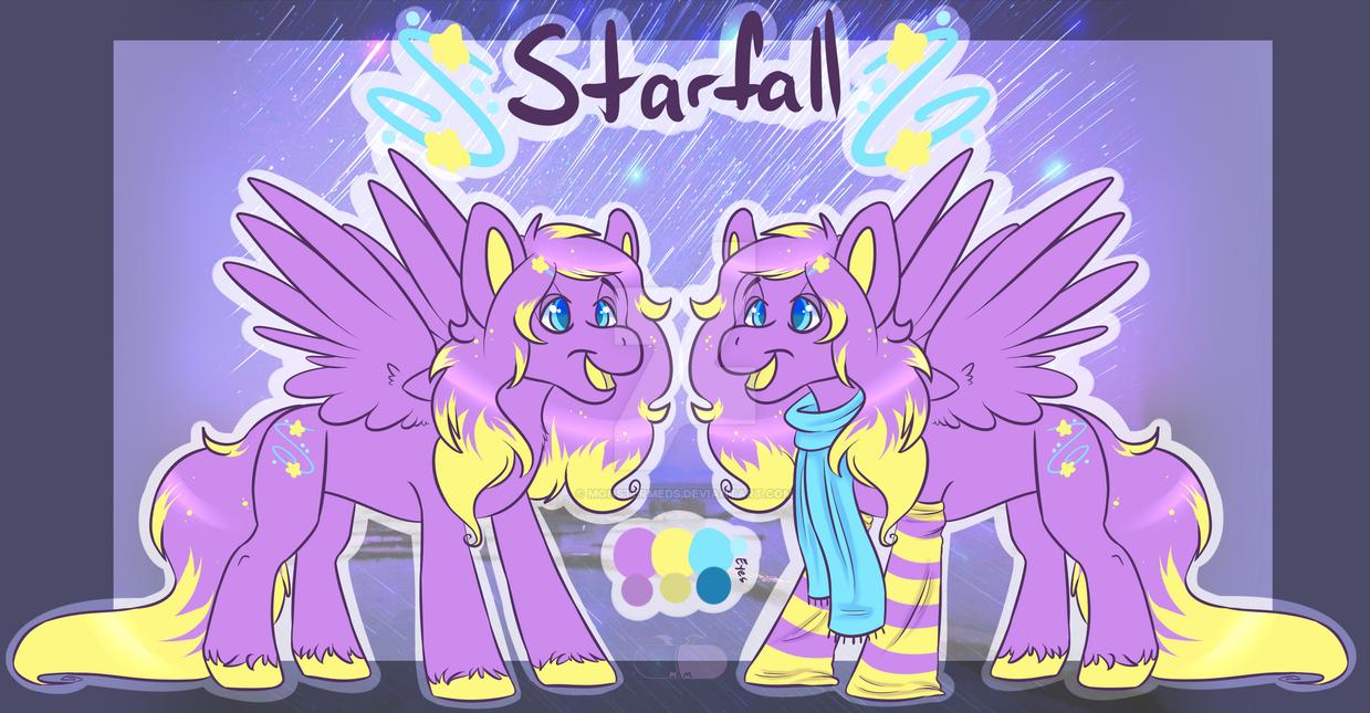 Starfall Ref 3.0! by MonsterMeds