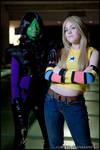 Marvel's Comic Book Lesbians
