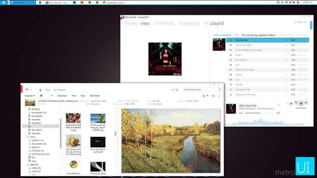 Zetro screenshot