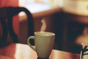 morning by JanePaik