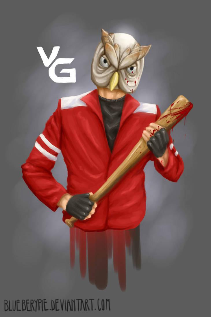 Owl Mask by kinknetic on DeviantArt