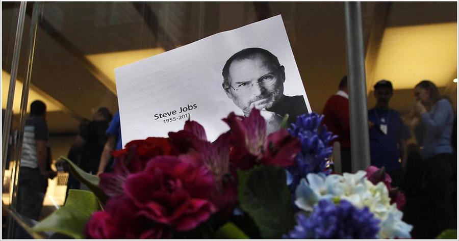Steve Jobs by serpieri