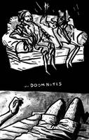 The Doom Notes by erspears