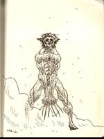 weapon X by erspears