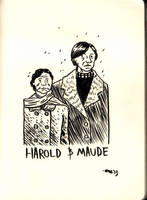 harold and maude by erspears