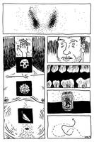 thyroid, hand, teeth (The Not Comix 4.08) by erspears